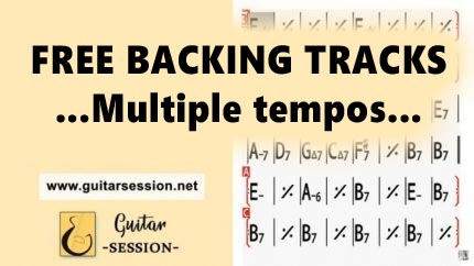 gypsy jazz backing tracks