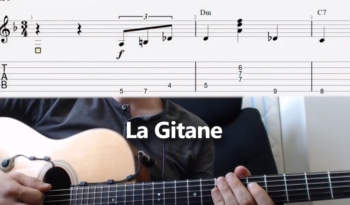 La GItane Pdf Tablature