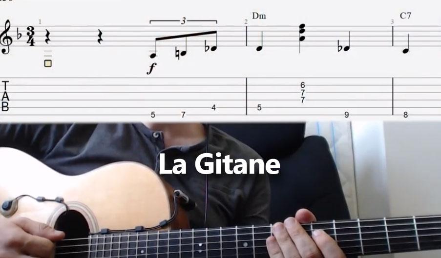 Apprendre La Gitane Jazz manouche
