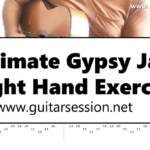 Learn Gypsy Jazz right hand technique