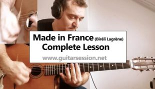 Learn Made-in-france-Gypsy jazz
