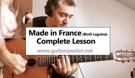 Made in france Lesson - Learn Gypsy jazz