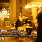 Adieu-paris Asseo quartet